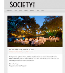 Society Diaries, Featured, A Dream Wedding, Sarah Ghazzah, All White affair, Neiman Marcus Runway Show, ToneLoc,
